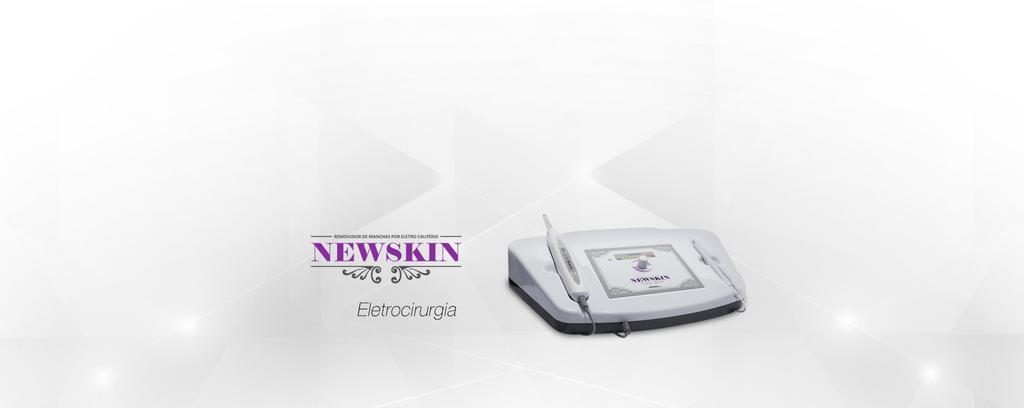 New Skin Eletrocautério e Jato de Plasma | Envelhecimento das Mãos