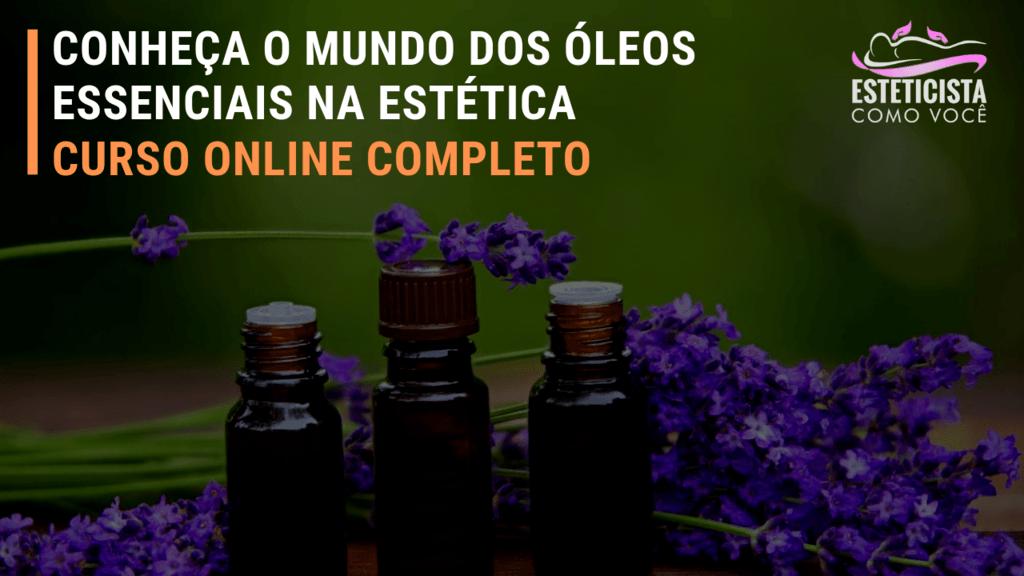 Curso Online de Óleos Essenciais