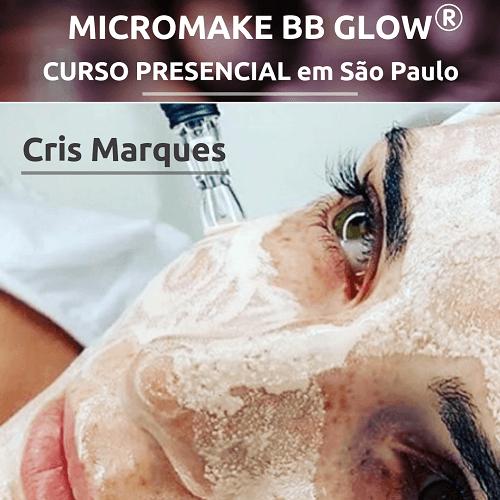 Curso Presencial de Micromake BB Glow em São Paulo: Compra Confirmada 1