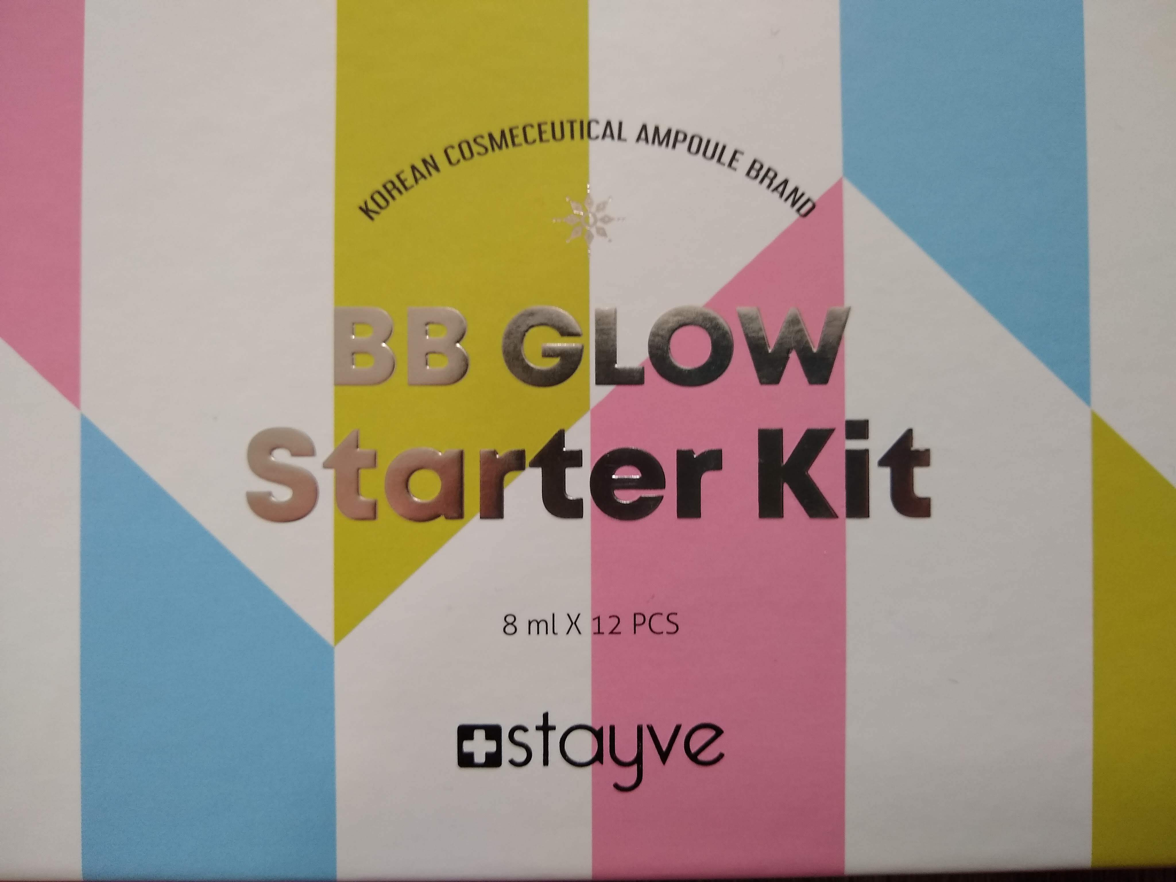 Kit Stayve Micromake BB Glow